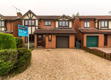 Thumbnail 5 bed detached house for sale in Birch Close, Sprotbrough, Doncaster