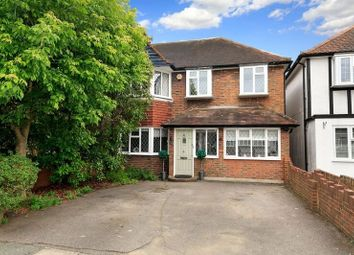 Thumbnail 5 bed semi-detached house for sale in London Road, Twickenham