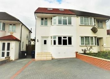 Thumbnail 4 bed semi-detached house to rent in Bittacy Rise, London