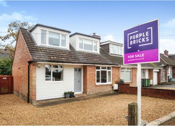 3 bed semi-detached bungalow for sale in Sharon Road, West End, Southampton SO30