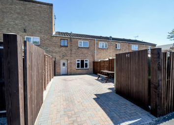 Thumbnail 3 bed terraced house for sale in Victoria Court, Luddesdown Road, Toothill, Swindon