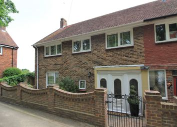 Thumbnail 4 bed end terrace house for sale in Kingsland Close, Cosham, Portsmouth