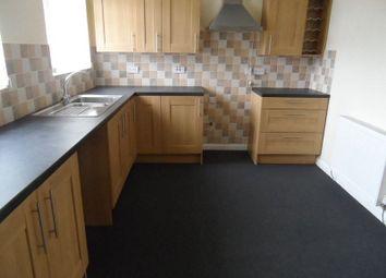 Thumbnail 2 bed flat to rent in Callerton Close, Ashington