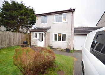 Thumbnail 3 bed link-detached house to rent in Glendale Crescent, Mount Hawke, Truro