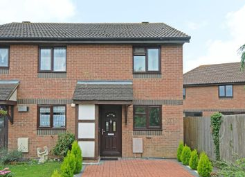 Thumbnail 2 bed semi-detached house for sale in Eldridge Close, Abingdon