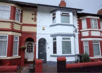 Thumbnail 2 bed terraced house to rent in Exeter Road, Ellesmere Port