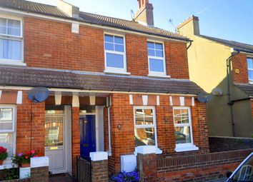 Thumbnail 2 bed end terrace house for sale in Bexhill Road, Redoubt, Eastbourne