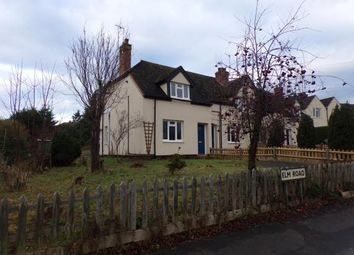 Thumbnail 2 bed end terrace house for sale in Elm Road, Stratford-Upon-Avon