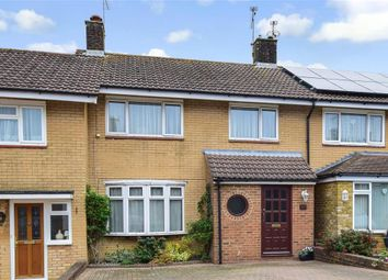 Thumbnail 3 bed terraced house for sale in Cuckmere Crescent, Gossops Green, Crawley, West Sussex