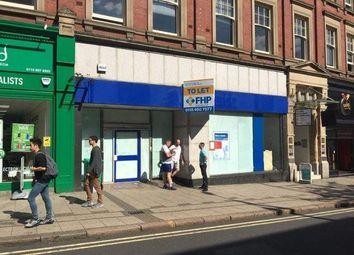 Thumbnail Retail premises to let in 11-13 Wheeler Gate, Nottingham, Nottingham