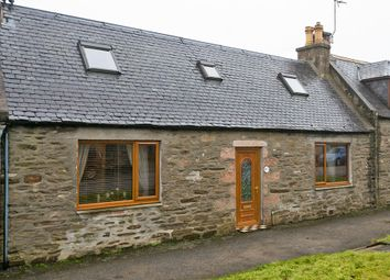 Thumbnail 4 bed terraced house for sale in Main Street, Newmill, Keith