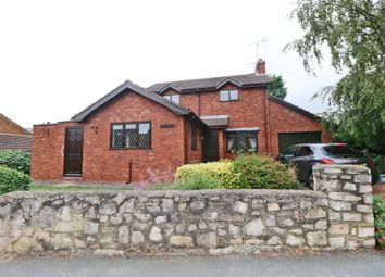 Thumbnail 3 bed detached house for sale in Hollingsworth Lane, Epworth, Doncaster