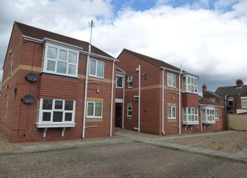 Thumbnail 2 bed flat for sale in Cadets Court, Hull