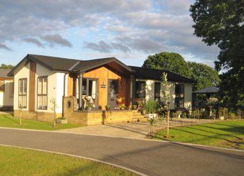 Thumbnail 2 bed mobile/park home for sale in Hogmoor Road, Whitehill, Bordon