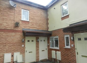 Thumbnail 1 bed town house to rent in The Pines, Worksop