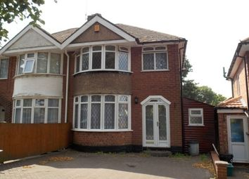 Thumbnail 3 bed semi-detached house to rent in Falconhurst Road, Selly Oak, Birmingham