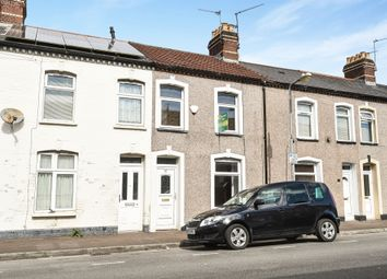 Thumbnail 3 bed terraced house for sale in Chancery Lane, Cardiff