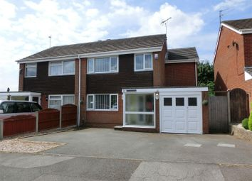 Thumbnail 4 bed property for sale in Foxland Close, Cheswick Green, Solihull