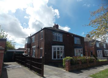 Thumbnail 3 bedroom semi-detached house to rent in Harrow Road, Middlesbrough