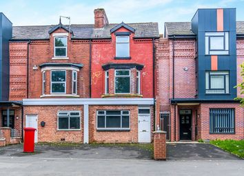 Thumbnail 4 bedroom terraced house for sale in Moss Lane East, Rusholme, Manchester