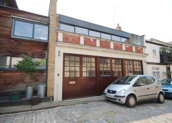 Thumbnail 3 bedroom mews house to rent in Camden Mews, Camden