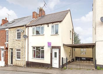 Thumbnail 3 bed terraced house for sale in Hartington Road, Spital, Chesterfield
