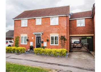 Thumbnail 3 Bed Link Detached House For Sale In Cotswolds Way Calvert Green