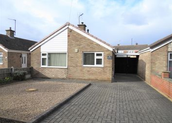 Thumbnail 2 bed detached bungalow for sale in Calvin Close, Alvaston, Derby