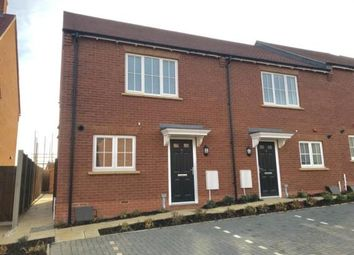 Thumbnail 2 bed semi-detached house for sale in Edgcote Way, Banbury, Oxfordshire