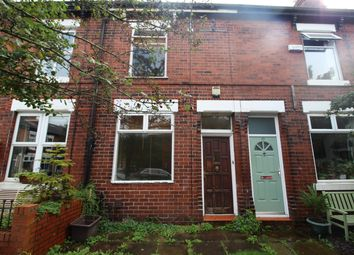 Thumbnail 2 bed terraced house to rent in Edward Avenue, Manchester