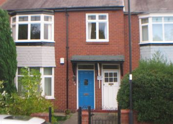 Thumbnail 3 bed flat for sale in Newlands Road, High West Jesmond