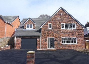 Thumbnail 6 bed detached house for sale in Westfield Court, Mirfield, West Yorkshire