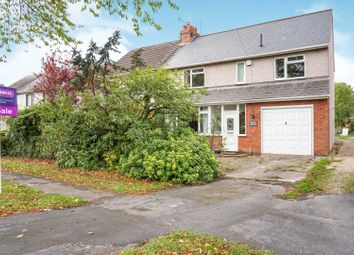 Thumbnail 4 bed semi-detached house for sale in Main Road, Coventry