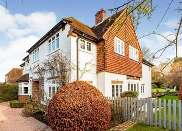 Thumbnail 6 bed detached house for sale in Leatherhead, Surrey