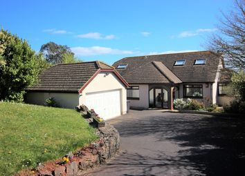 Thumbnail 5 bed detached bungalow for sale in Barton Hill Road, Torquay