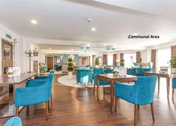 Thumbnail 1 bed flat for sale in Keble Court, Redfields Lane, Church Crookham, Fleet