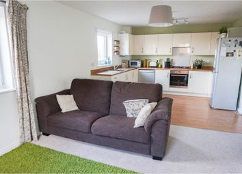 Thumbnail 2 bed flat for sale in 16 Bonaire Grange, Newton Leys