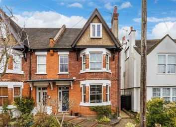 Thumbnail 4 bed semi-detached house for sale in Lismore Road, South Croydon