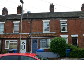 Thumbnail 3 bed terraced house to rent in Melrose Road, Norwich