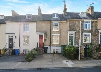 Thumbnail 3 bed town house for sale in Berners Street, Ipswich