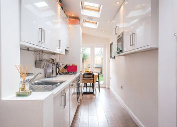 Thumbnail 2 bed flat for sale in Wetherill Road, Muswell Hill, London