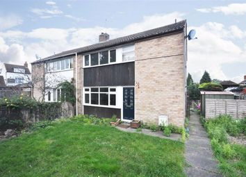 Thumbnail 3 bed semi-detached house for sale in Abbey Close, Worcester