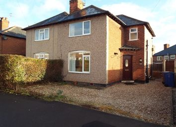 Thumbnail 2 bed semi-detached house to rent in Margaret Avenue, Sandiacre
