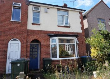 Thumbnail 3 bedroom end terrace house for sale in Rollason Road, Coventry