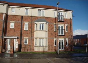 Thumbnail 2 bedroom flat for sale in Rockmore Road, Blaydon-On-Tyne