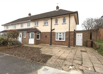 Thumbnail 3 bedroom semi-detached house for sale in Duchess Of Kent Drive, Chatham