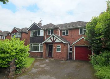 Thumbnail 4 bed detached house for sale in Longton Road, Trentham, Stoke-On-Trent