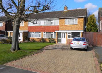 Thumbnail 3 bed semi-detached house for sale in Halkingcroft, Langley, Slough