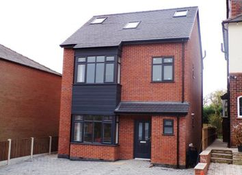 Thumbnail 4 bedroom detached house for sale in Guywood Lane, Romiley, Stockport, Cheshire