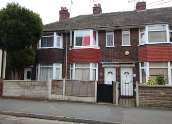 Thumbnail Terraced house for sale in College Road, Shelton, Stoke-On-Trent